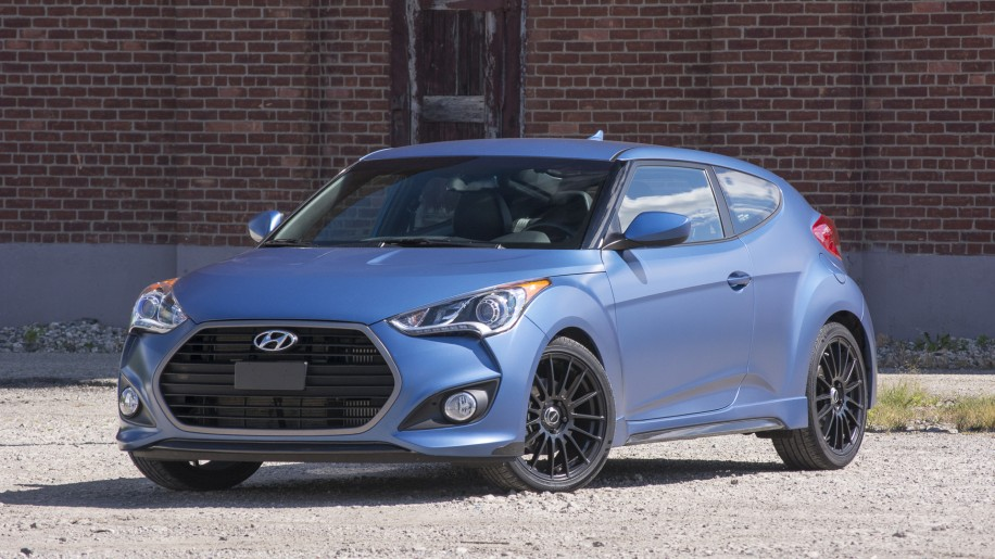 Hyundai Veloster Rally - Hyundai Veloster Turbo Rally Edition Quick Spin W
