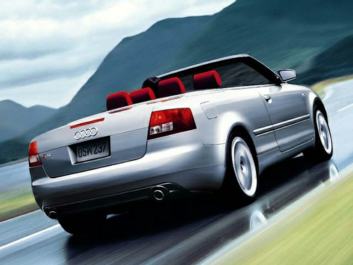 2005 s4 cabriolet