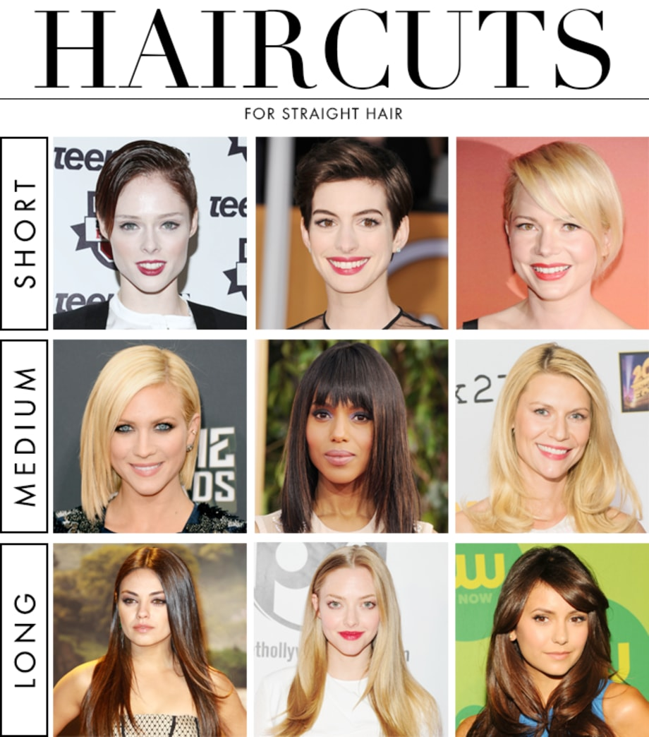 Hairstyle names in 2017 pictures