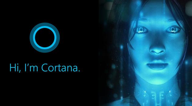 Kết quả hình ảnh cho Cortana