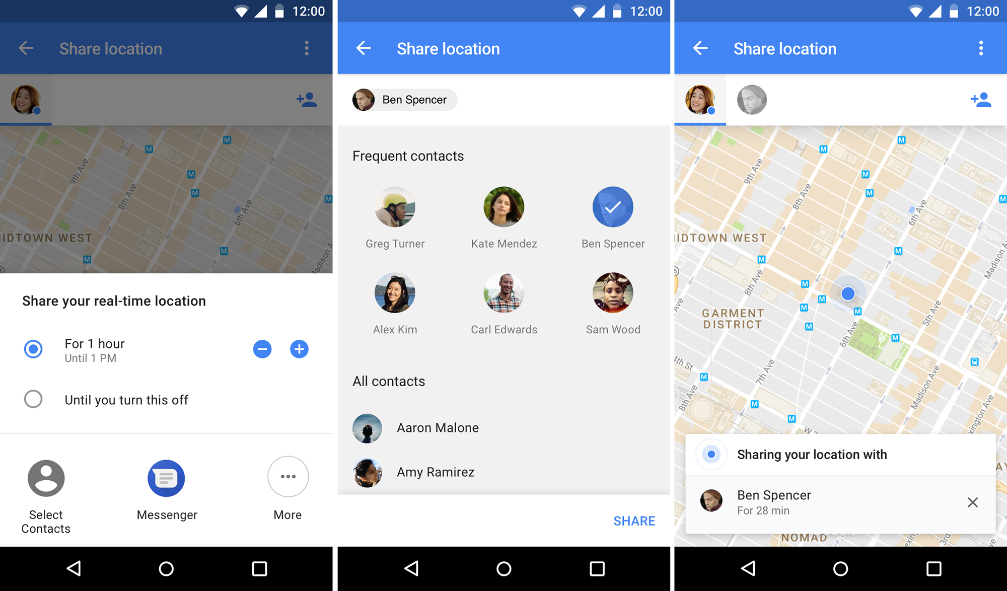 Google Maps Location Sharing Feature Is One You Might