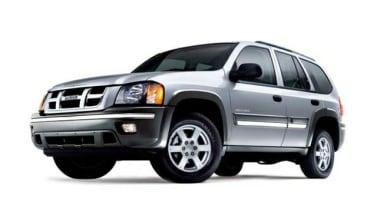 2006 Chevrolet TrailBlazer vs 2006 GMC Envoy and 2006 Isuzu