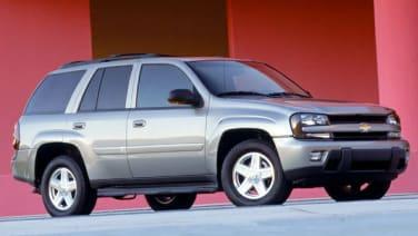 2007 Chevrolet TrailBlazer vs 2007 GMC Envoy and 2007 Jeep Grand