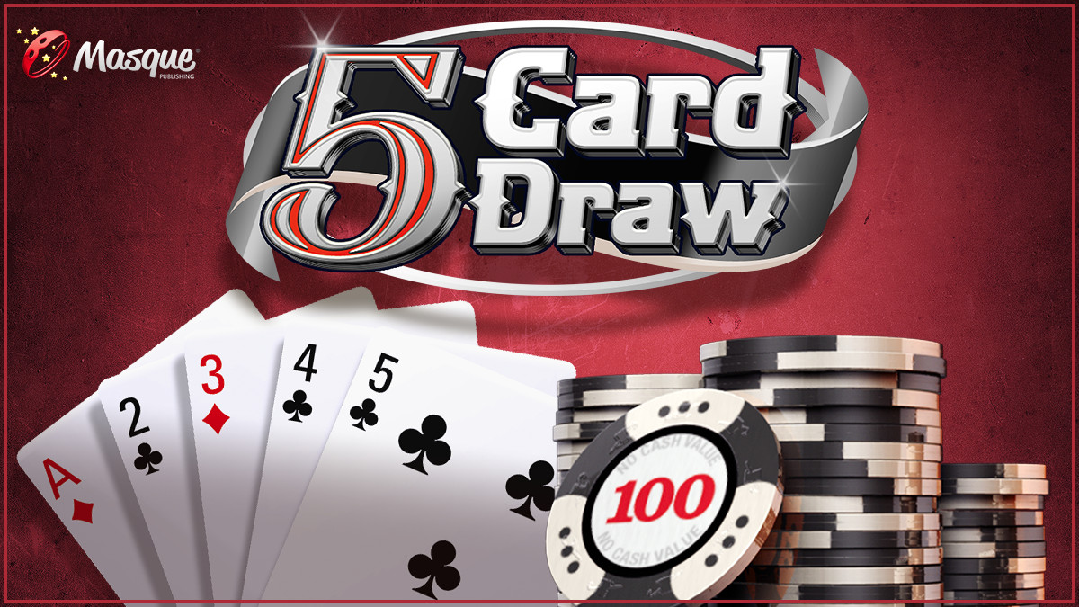 Play Poker Five Card Draw Online Aol Games