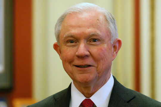 Senate confirms Jeff Sessions as the next US attorney general