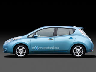 Gallery: Nissan LEAF