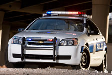 In Pictures: 2011 Chevy Caprice Cop Car