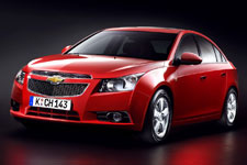 In Pictures: 2011 Chevy Cruze