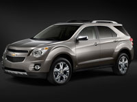 In Pictures: 2010 Chevy Equinox