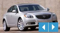 LA Auto Show Buick Regal