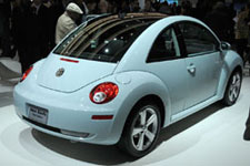 Volkswagen New Beetle Overview