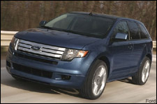 In Pictures: 2010 Ford Edge