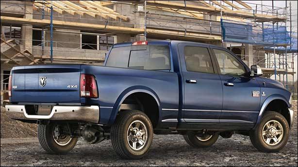 2010 Dodge Ram Heavy Duty