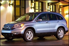 In Pictures: 2010 Honda CR-V