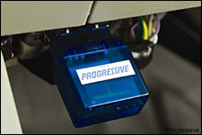 Progressive's Pay As You Drive Device