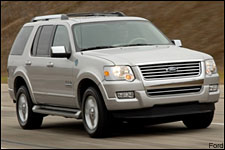 In Pictures: Ford Explorer