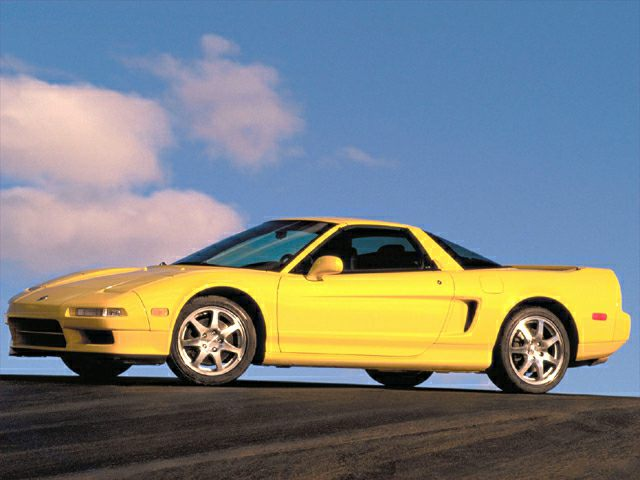 2000 Acura NSX-T 3.2L Open Top 2dr Coupe Information