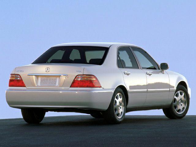 2000 Acura RL Information