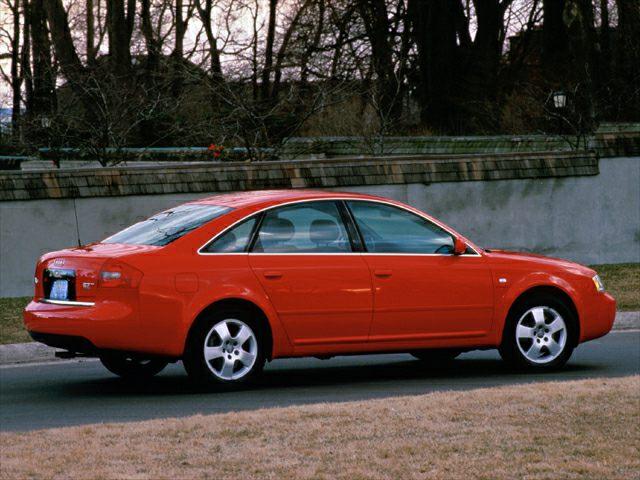 2000 Audi A6 Exterior Photo