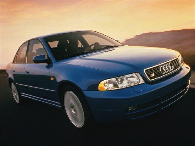 Audi S Information - 2000 audi s4