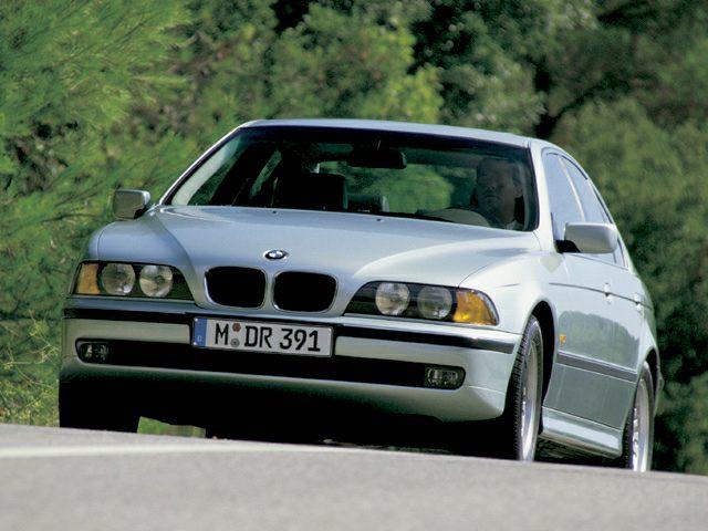 2000 BMW 528 Exterior Photo