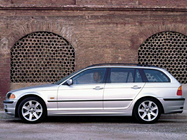 2000 bmw 323i wagon value