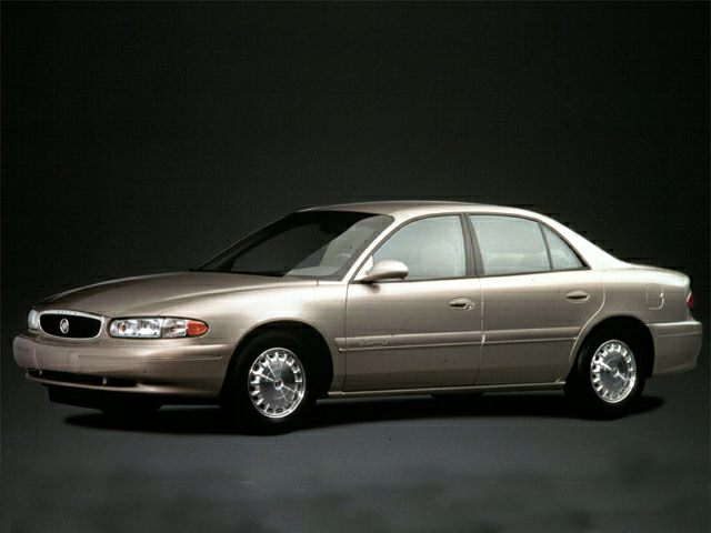 2000 Buick Century Reviews Specs Photos
