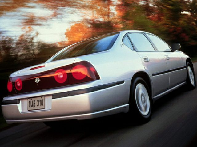 2000 Chevrolet Impala Safety Recalls