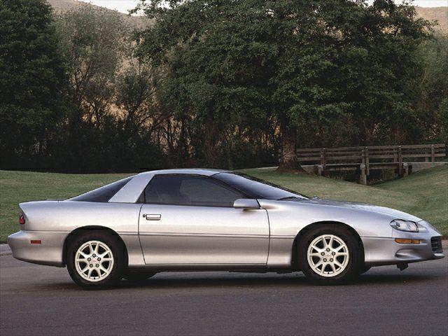 Chevrolet Latest Models >> 2000 Chevrolet Camaro Information