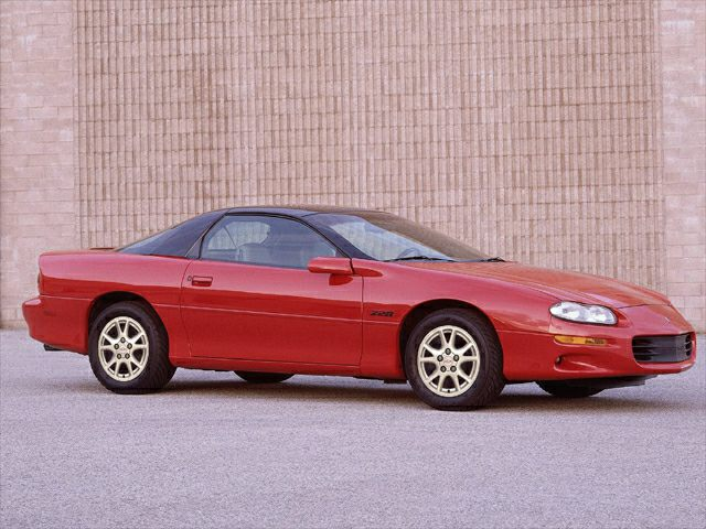 2000 Chevrolet Camaro Z28 2dr Coupe Pictures