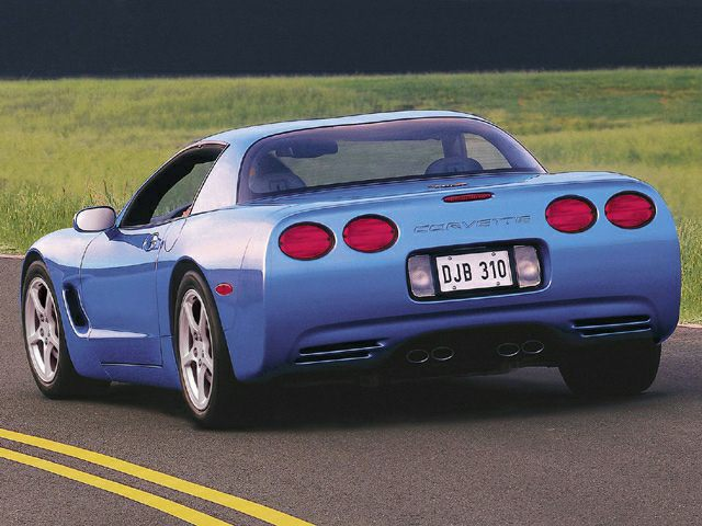 2000 Chevrolet Corvette Exterior Photo