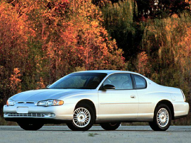 2000 Chevrolet Monte Carlo Information