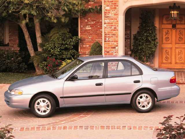 2000 Chevrolet Prizm Pictures