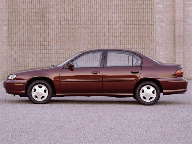 2000 Chevrolet Malibu Information