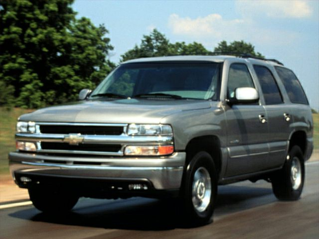 2000 chevrolet tahoe information