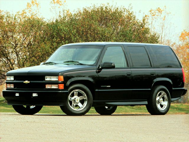 2000 chevrolet tahoe limited 4dr 4x2 pictures