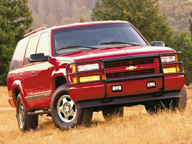 2000 chevrolet tahoe z71 4dr 4x4 pictures