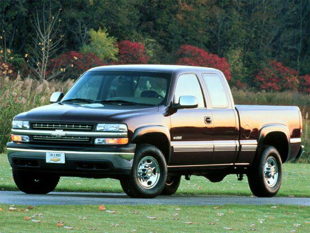 2000 Silverado 2500