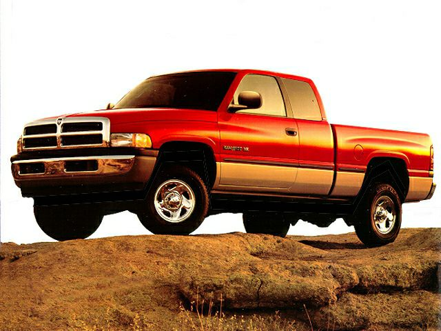 2000 Dodge Ram 1500 SLT 4x4 Club Cab 138.7 in. WB Specs and Prices