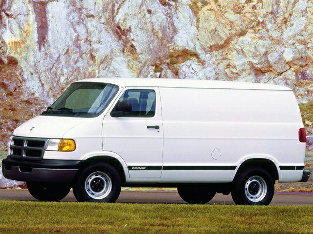 2000 Ram Van 1500
