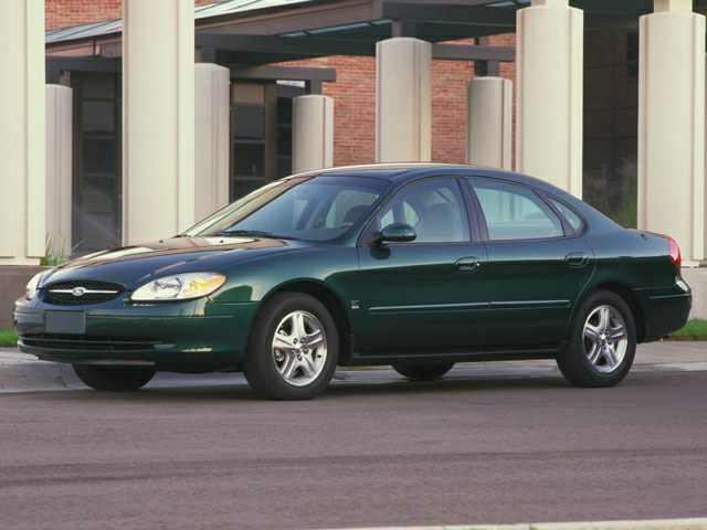 2000 Ford Taurus Exterior Photo