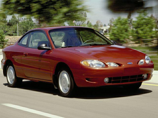 2000 Ford Escort New Car Test Drive