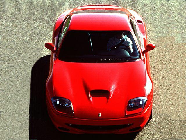 1999 Ferrari 550 Exterior Photo