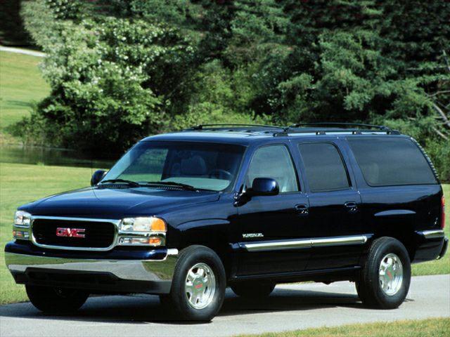 2000 Yukon XL 2500