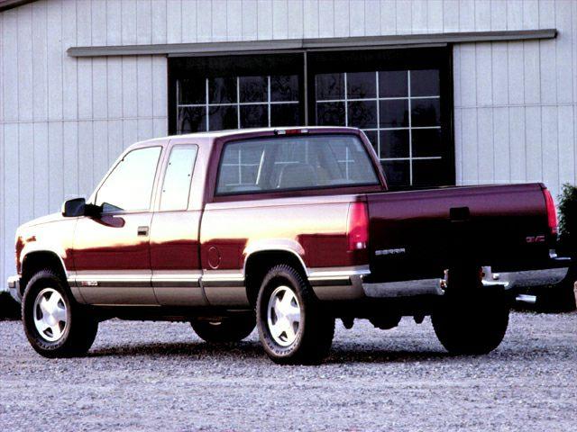 2000 Sierra 3500