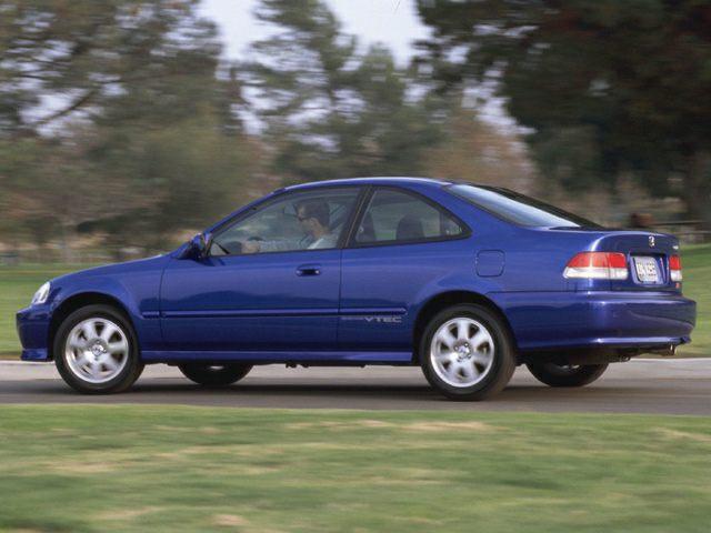 2000 honda civic sedan configurations