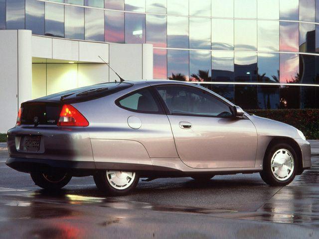 2000 Honda Insight Exterior Photo