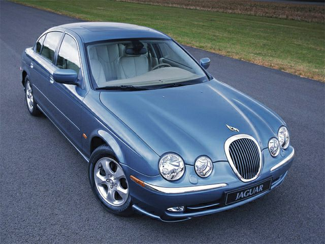 2000 jaguar s-type information