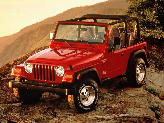 2000 Jeep Wrangler Information