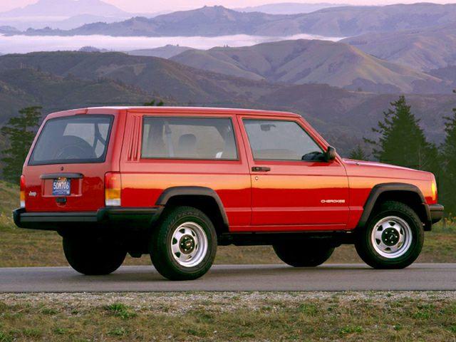2000 Jeep Cherokee Information